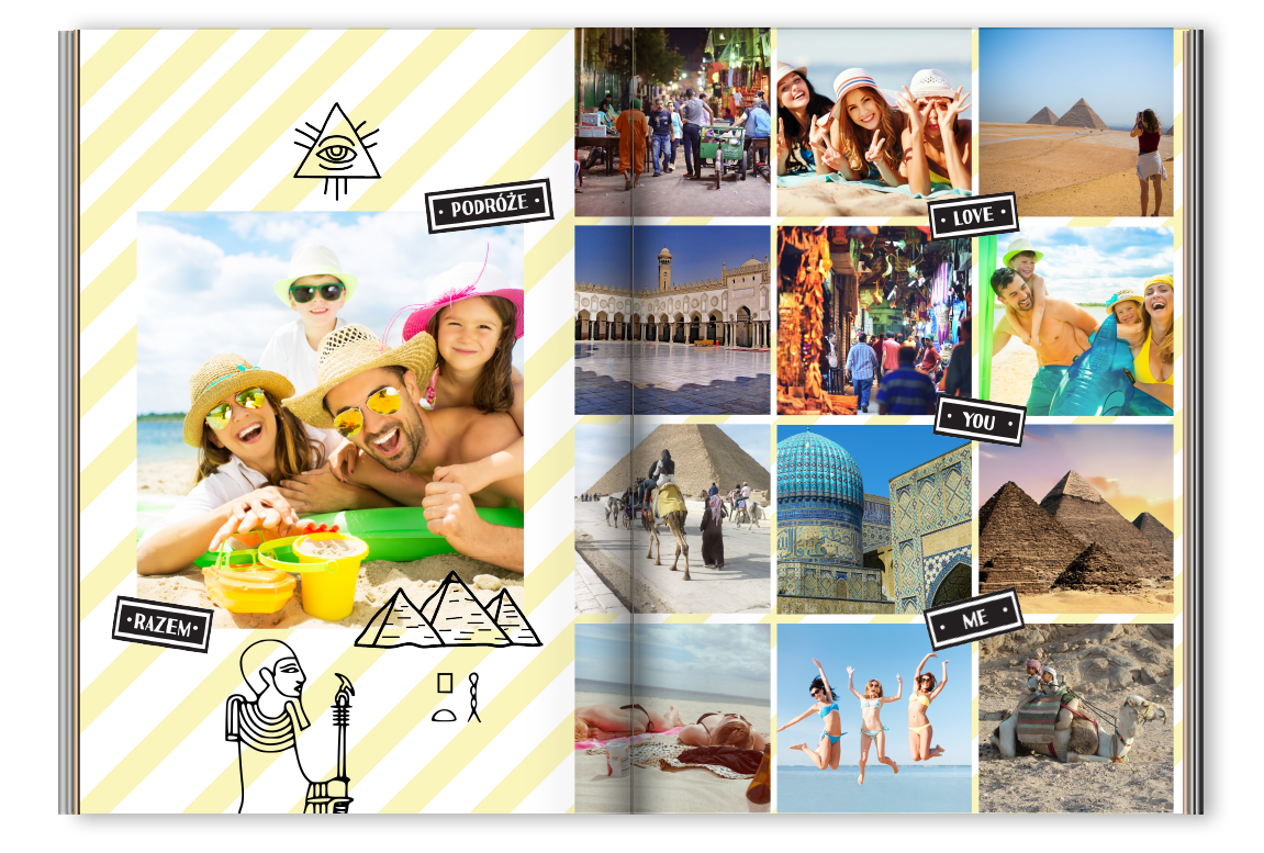 fotoksiążka-a4-wakacje-w-egipcie-2