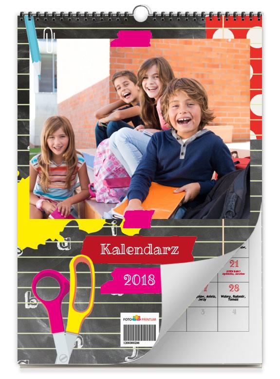Foto-kalendarz A3