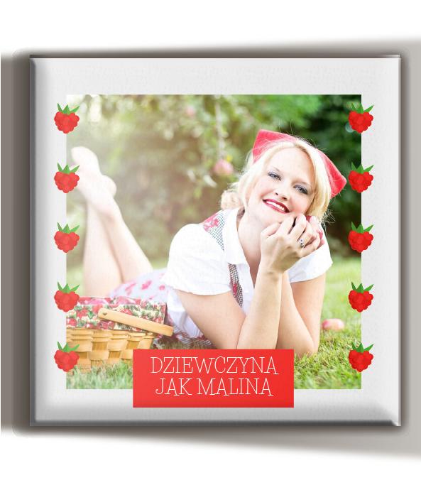 foto-obraz-40X40cm-dziewczyna_jak_malina